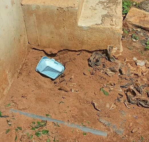Shocker! 33-Year-Old Woman Buries Her Own Baby Alive 2