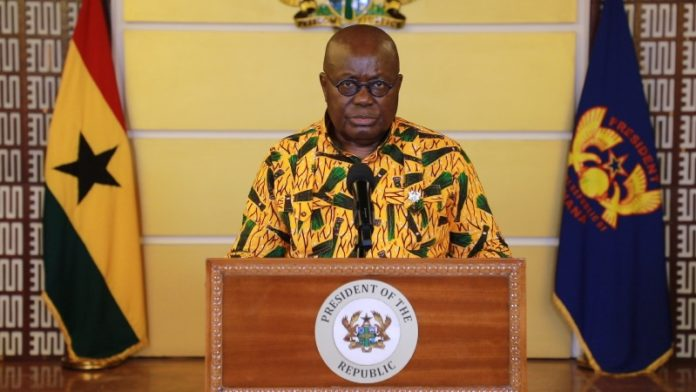 We hope to reopen borders by September 1 – Akufo-Addo 2