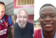 Head of Aston Villa supporters club in Ghana in tears after McGrath phone call 17