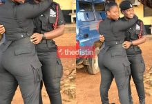 These Ghanaian Female Police Officers Are Turning Heads On Social Media With Their Big Nyash | Photo 20