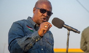 'You're always scared to chastise Akufo-Addo but quick to condemn NDC, be fair!' – Mahama to chiefs 2