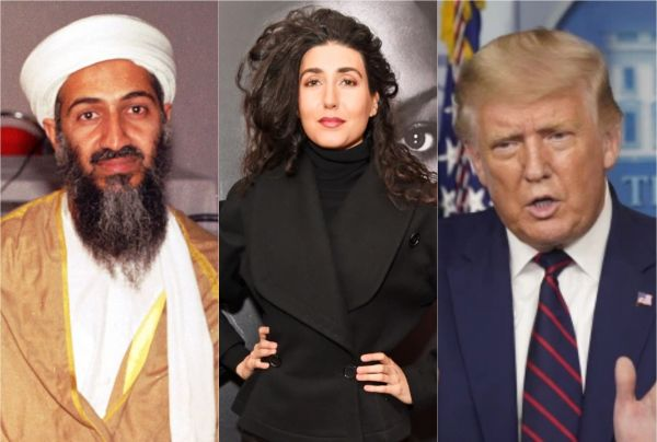 Trump Must Be Re-Elected, Only Him Can Prevent Another 9/11 - Says Osama bin Laden's Niece 6