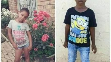 Two children, 8 and 6 found dead in South Africa a day after they went missing 28