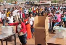 Nigerian state governor re-elected in tensed polls 28