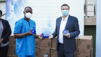 COVID-19: Beiersdorf Ghana Limited donates 50,000 pieces of Nivea Skin Care products to GHS 5