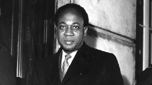 Before Kwame Nkrumah became Ghana's first president, this is how he spent his early days 13