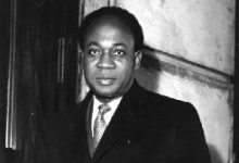 Before Kwame Nkrumah became Ghana's first president, this is how he spent his early days 9
