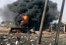 BBC Africa Eye uncovers new evidence that contradicts official explanation for Lagos explosion in March 21