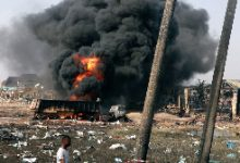 BBC Africa Eye uncovers new evidence that contradicts official explanation for Lagos explosion in March 11
