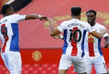 Ghana's Schlupp marks 100th Crystal Palace appearance with an assist in Old Trafford triumph 2