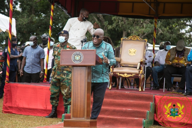Akufo-Addo's vision and conviction restore dignity to Ghanaians 4