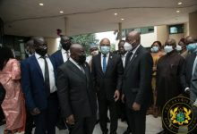 Let's build united, prosperous, stable and secure economic community – Akufo-Addo tasks ECOWAS leaders 37