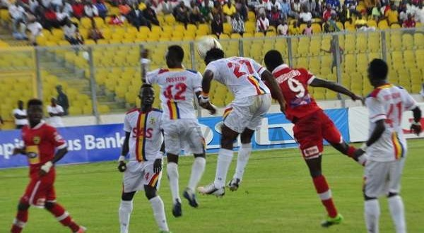 Local footballers will be paid GH₵1,500 under the NDC – Sammy Gyamfi 11