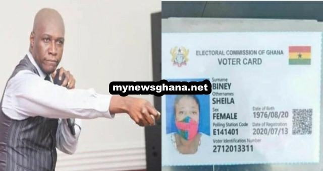 """""""You call this disgusting card a card?"""" – Prophet Kofi Oduro blasts EC over New Voter ID card 19"""