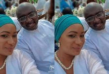 LOVE DEY SWEET! Photo of Second Lady Samira Bawumia and Husband In Selfie Mood Goes Viral 15