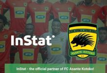 BREAKING: Kotoko sign partnership deal with Russian firm InStat Football 17