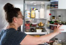 How to properly arrange food in refrigerator for proper performance 45