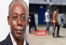 Death Of UG Law Lecturer: Four Persons Charged With The Murder Of Prof. Yaw Benneh (Update+Video) 15