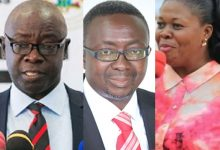 Top NPP MP Exposes Two Ministers' Dirty Deals- State land grab, Illegal lumber smuggling, siphoning state money among others 23