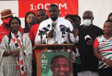 Even if you swim in the Ayawaso flood you won't win – John Dumelo shades Lydia Alhassan 13