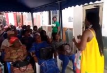 'With prayers and hardwork we will win' – Wife of Dumelo assures NDC 10