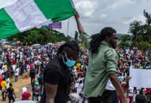 #EndSARS: Young protesters wanted to change Nigeria so the grownups called the soldiers 4