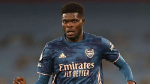 Thomas Partey high ratings earn him Arsenal MoTM against Rapid Vienna 6