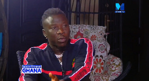 I am not happy about what is happening in the Volta Region – Stonebwoy 1