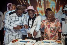Why I love to show off – Shatta Wale reveals 11
