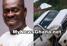 Breaking News: Gospel Musician Yaw Sarpong Involved In Serious Accident – Photos 13