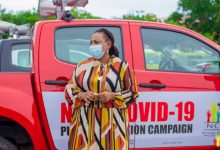 JUST IN: NCCE ordered to return vehicles donated by government for Covid-19 sensitisation 12