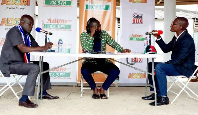 The Big Debate: I will beat you like my own son – Titus-Glover tells NDC opponent [Listen] 1