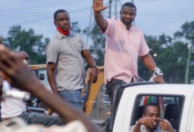 Ayawaso West Wuogon: What Dumelo said after filing his nomination 20