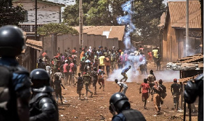 Guinea's opposition publishes names of fatalities from electoral violence 1