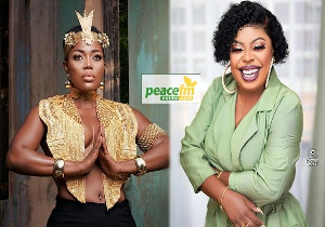 Afia Schwarzenegger has no job; she lives off my name to be relevant - Mzbel 10