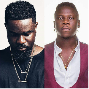'Sarkodie thinks his brand is bigger than any of us'- Stonebwoy 1