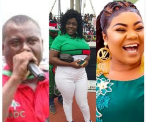 10 Celebrities who actively campaigned for the NDC in 2016 but still lost 7