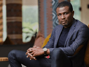 Ayorkor Botchway's dig at John Dumelo taken out of context – Okraku Mantey 1