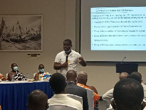 Ghanaian Cocoa Farmers advised to patronize Comprehensive Cocoa Management System 3