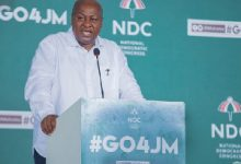 NDC's 'Kyemu Pe' policy will cost about GH¢500m – Mahama 15