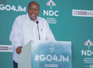 NDC's 'Kyemu Pe' policy will cost about GH¢500m – Mahama 2