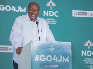NDC's 'Kyemu Pe' policy will cost about GH¢500m – Mahama 3