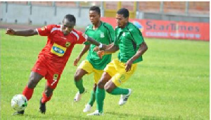Bizzare Sports Story of the Year: Kokoto, Aduana play league game with 10 players 1