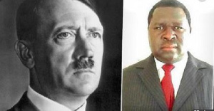 Politician named after Adolf Hitler wins election in Namibia 3