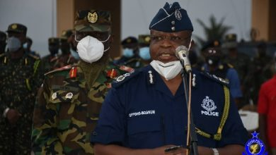 Mr James Oppong-Boanuh who is the Inspector-General of Police has promoted 6,073 junior police officers of various ranks, in accordance with provisions of the Police Service Regulation 2012 (C.I.76).  They include 657 Inspectors promoted to Chief Inspectors; 1,217 Sergeants promoted to Inspectors; 1,731 Corporals promoted to Sergeants and 2,464 Lance Corporals promoted to Corporals.  The promotions took effect from 1 December 2020.     Four other officers of the junior rank whose promotions were withheld due to cases pending against them have also been restored to the ranks they are entitled to.     Latest News In Ghana. Click Here To Read Our Latest News Stories Source:Mynewsghana.net     whatsapp sharing button Sharefacebook sharing button Sharetwitter sharing button Tweet Get the news on Whatsapp. Click Here To Join Our Whatsapp Group 5