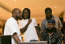 "Stonebwoy To Release ""Activate"" Featuring Davido This Friday 9"