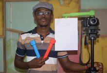 No laptops, no second man: Ghanaian Journalist designs a simple gadget to ease video interviews 22