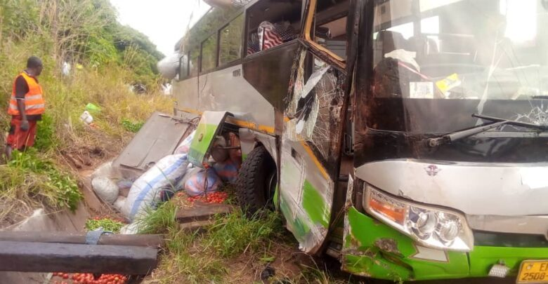 Techiman-Tanoso: Youth Threatens Violence Against Reckless Drivers 1