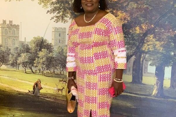 Ghanaian wins overall best midwife in UK 1