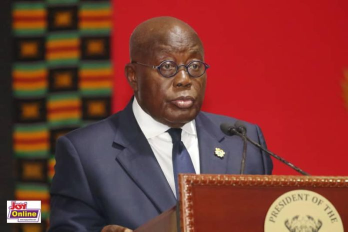 Akufo-Addo Orders All MMDCEs To Handover By May 20 4